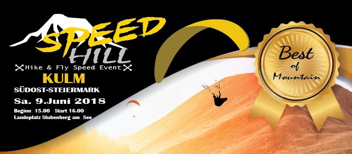 Kulm SPEED Hill am 9. Juni 2018