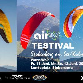 Air-Shop Frühjahr TESTIVAL 2021