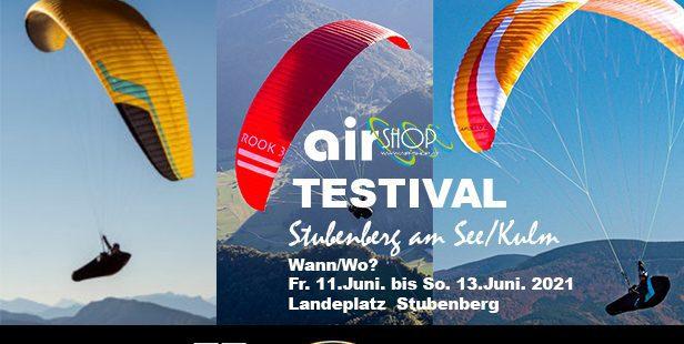 AIr-Shop Frühjahr-Testival-2021
