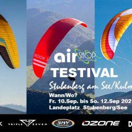 Air-Shop Sommer-Testival 2021